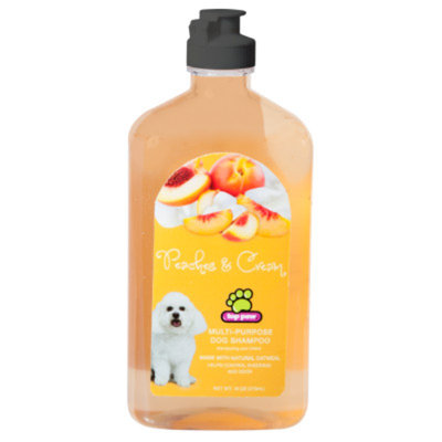 Top Paw Peaches & Cream Multi-Purpose Dog Shampoo