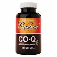 Carlson CO-Q10 30 mg Coenzyme Q10