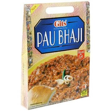Gits Pav Bhaji, Medium, 10.5-Ounce Packages (Pack of 10)