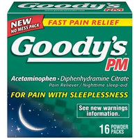 Goody's PM Powder, 16-Count (Pack of 3)