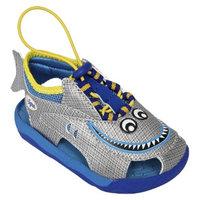 Toddler Boy's Zooligans Finn Water Shoes - Silver Mist 5