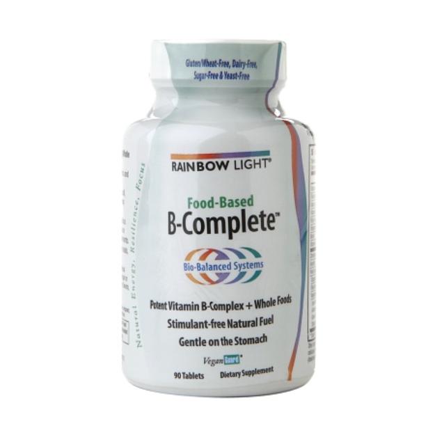 Rainbow Light Food-Based Vitamin B-Complete