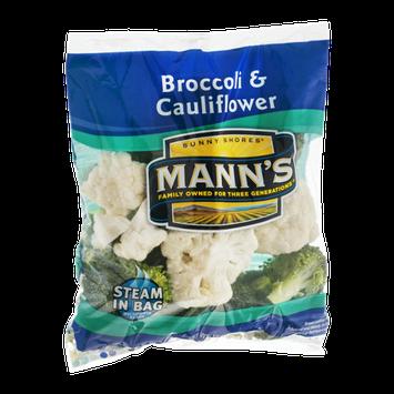 Mann's Broccoli & Cauliflower Steam in Bag