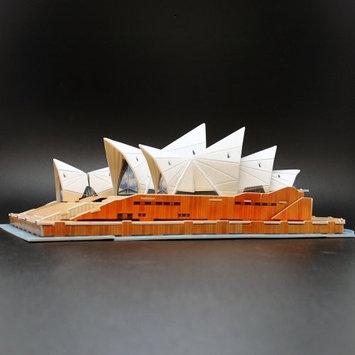 CubicFun Cubic Fun C067h Sydney Opera House 3D Puzzle