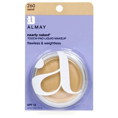 Almay Nearly Naked Touch-Pad Liquid Makeup
