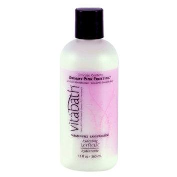 Vitabath Hydrating Lotion, Dreamy Pink Frosting, 12 fl oz