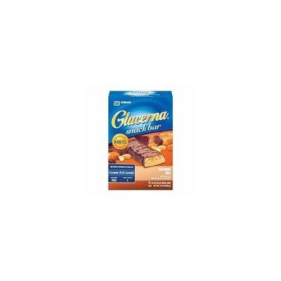 Glucerna Snack Bars, Chew Caramel Nut, 4 Pk