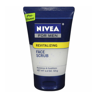 Nivea For Men, Revitalizing Face Scrub