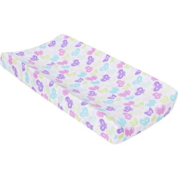 MiracleWare 7941 Butterflies Muslin Changing Pad Cover