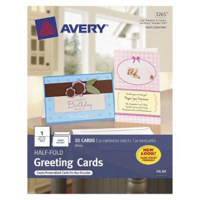 Avery All Occasions Card Making Kit - Multicolor