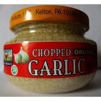 I Love Produce Organic Chopped Garlic -- 12 4.5 Ounce Jars