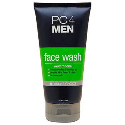 Paula's Choice Pc4men Paula's Choice PC4Men Face Wash, 6 fl oz