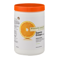 Food Science of Vermont Superior Oranges with CoQ10 Fatigue Fighter Drink Mix