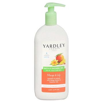 Yardley of London Skin Soothing Bath & Shower Gel