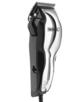 Wahl 79520-500 Haircut Kit, 25 Piece Chrome Pro