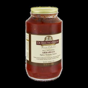Di Bruno Bros Private Collection All Natural Arrabiata Spicy Tomato Sauce