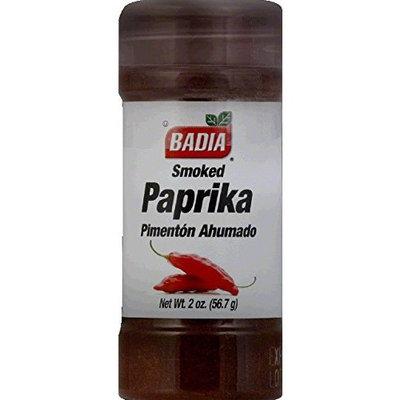 Badia Paprika Smoked Spice, 2 Ounce -- 12 per case.