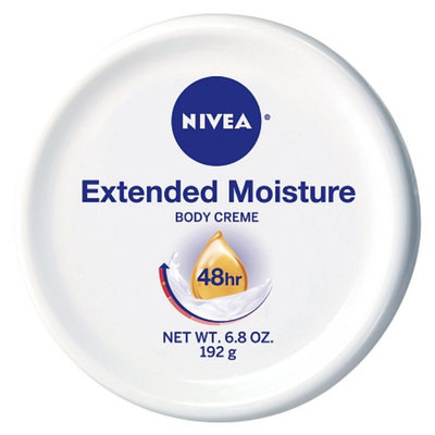 Nivea Extended Moisture Body Creme