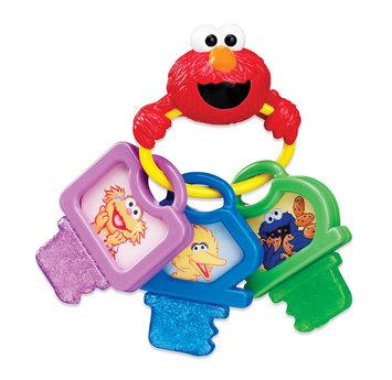 Munchkin Sesame Street Elmo Clicky Keys Teether