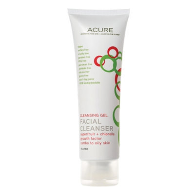 Acure Organics Facial Cleanser