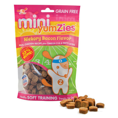 Sentron YumZies, Natural Hickory Bacon Flavor, Mini, 8 oz.