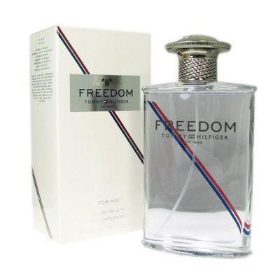 Freedom By Tommy Hilfiger For Men. Eau De Toilette Spray 3.4 Ounces