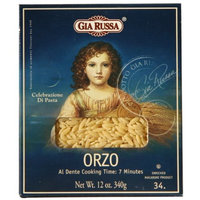 Gia Russa Orzo, 12-Ounce (Pack of 8)