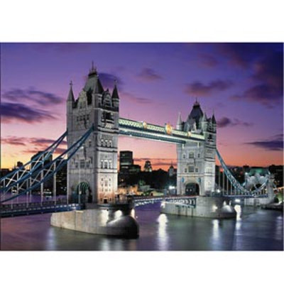 Educa London Neon 1000 Piece Jigsaw Puzzle Ages 14+