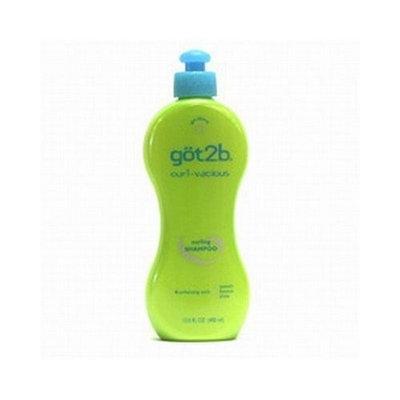 göt2b® Curl-Vacious Curling Shampoo