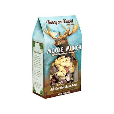 Harry & David Milk Chocolate Moose Munch with Cashews & Almonds, 10oz