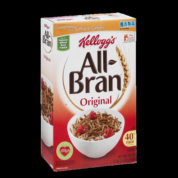 Kellogg's Cereal All-Bran Original