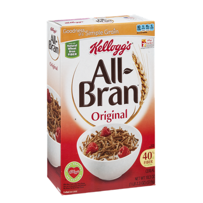 Kellogg's Cereal All-Bran Original