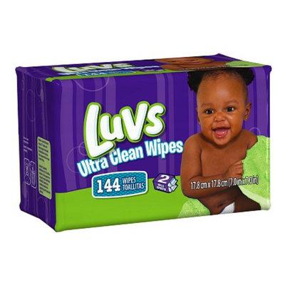 Luvs Ultra Clean Wipes Refills