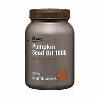 GNC Pumpkin Seed Oil 1000