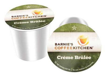 Barnie's Coffee Kitchen Coffee Packs for K-Cup(R) Brewers - Creme Brulee - 24ct