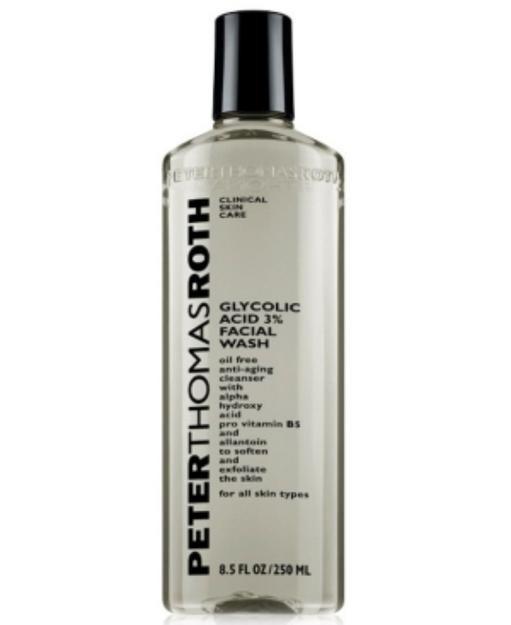 Peter Thomas Roth Glycolic Acid 3% Facial Wash