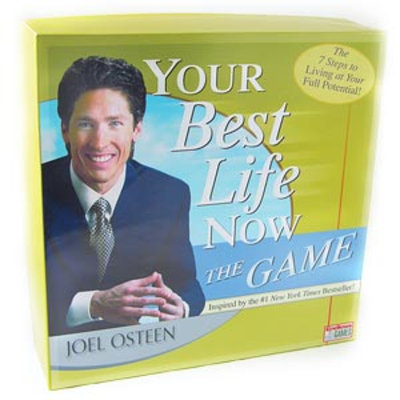 Your Best Life Now Educational and Entertaining Game Ages 16+