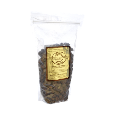 Parker's Gourmet Single Dipped Virginia Peanuts
