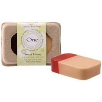 One Bar Soap Sweet Honey