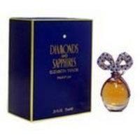 Unknown Diamonds & Sapphires by Elizabeth Taylor for Women 1.0 oz Eau de Toilette Spray