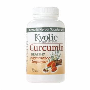 Kyolic Curcumin Healthy Inflammation Response, Capsules, 100 ea