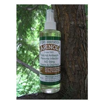 Apinol (Pine Oil) First Aid Antiseptic by Apinol LLC- 8oz.