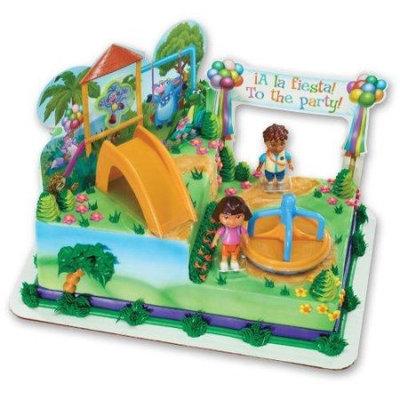 Dora the Explorer - Dora and Diego Play Time Signature DecoSet