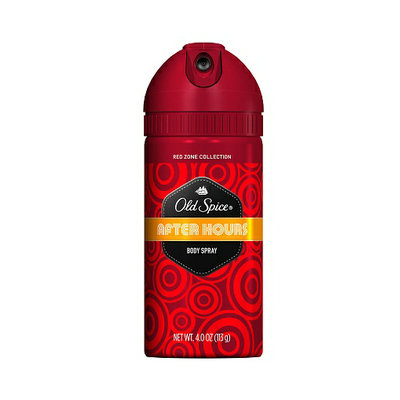 Old Spice Red Zone Collection Deodorant Body Spray After Hours