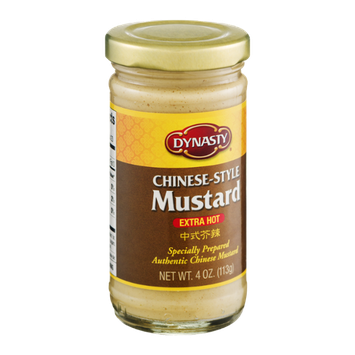 Dynasty Chinese-Style Mustard Extra Hot