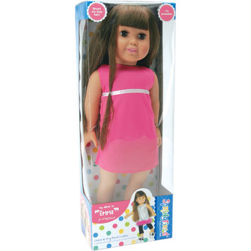 Fibre Craft Springfield Collection Pre-Stuffed Doll, Emma
