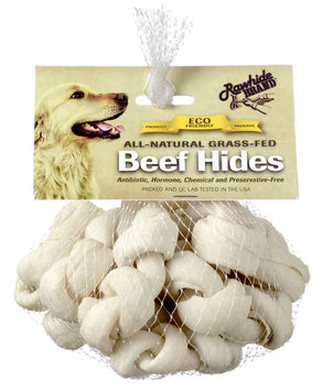 Pet-ag, Inc. Rawhide Brand® Natural Safety Knot™ Bones, 2