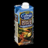 College Inn Bold Stock Rotisserie Chicken