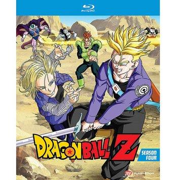 DragonBall Z: Season Four (Uncut) (Blu-ray) (Widescreen)