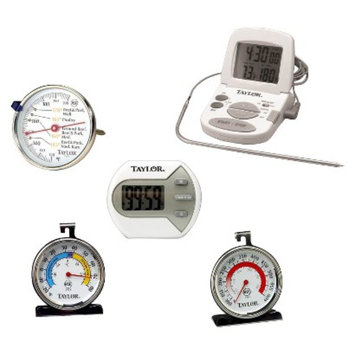 Taylor Thermometer and Timer Starter Kit